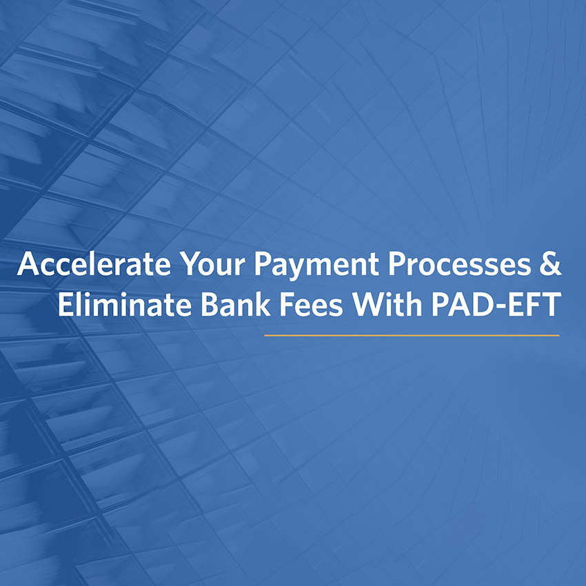 How To Accelerate Your Payment Processes And Eliminate Bank Fees