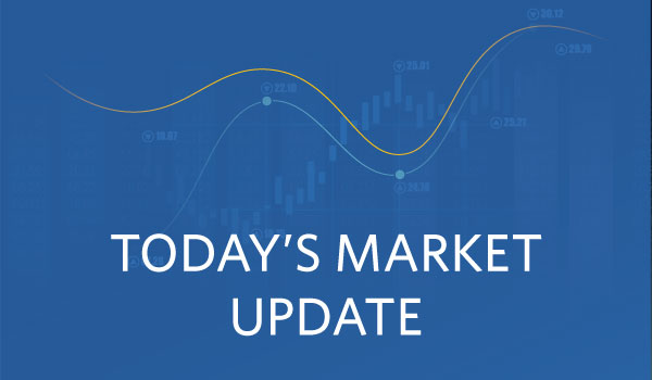 Today's market update